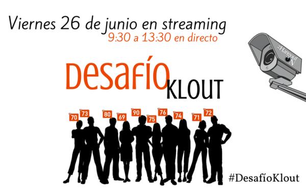 Cartel #DEsafioKlout